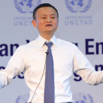 Jack Ma During the UNCTAD